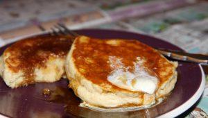 Fuffy Gluten Free Pancakes